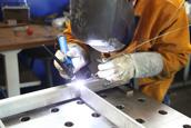 Schweisen von Aluminium und Stahl